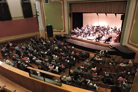 Chandler Center for the Arts, Randolph VT