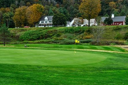 Montague Golf Course, Randolph VT