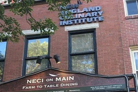 New England Culinary Institute on Main, Montpelier Vt