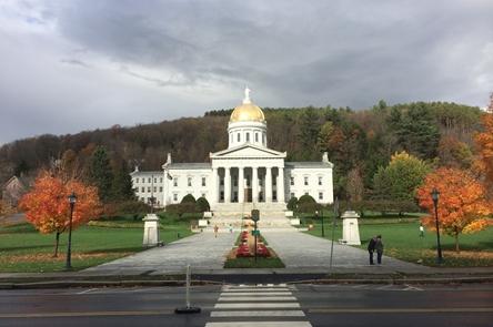 Vermont Statehouse Montpelier VT