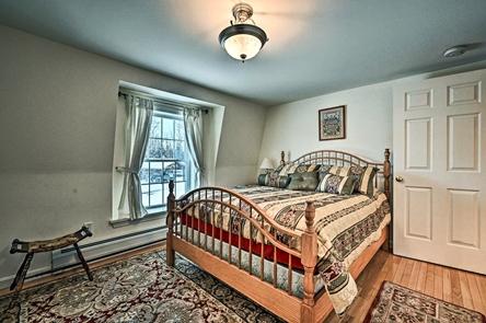 Sweet Retreat Guesthouse bedroom